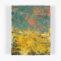 Cveto Marsic. Paisaje atlántico. 1998. Óleo/tela. 32x25 cm