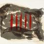 Cveto Marsic. Sin título. 1992. Serigrafía. 5/35. 17x22 cm