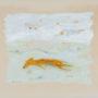 Cveto Marsic. Sin título. 1987. Acrílico/papel. 44x55 cm