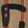 Kely. Sin título (Como cuando te reias). Mixta/tabla. 112x122 cm