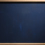 Leo Zogmayer. Azul. 2001. Acríolico/cristal. 76x181 cm