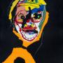 Antonio Saura-Sin título-1973-Aphorismen-Serigrafía-HC-70x50cm