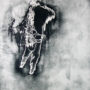 Bernardí Roig. El hombre de la lámpara 5. 2001. Aguatinta. 7/35. 123x90 cm