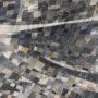 Gyorgyi Suta-Escaleras-2008-Tinta china y pigmentos naturales-papel seda-195x130cm
