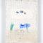 Jorge Faes. Sin título. 1999. Mixta/arpillera. 51,7x38cm