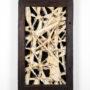 Julián Aragoneses. Sin título. Mixta/tela/madera. 98x51 cm