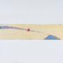 Paco Fernández-Sin título-Acrílico tabla-17,5x95,5cm
