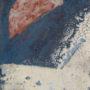 Rafael Talavera. La luna. 1991. Mixta/papel. 37x27 cm