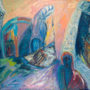 Rafael Talavera. Sin título. 1986. Acrílico/tela. 165x195 cm