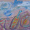 Rafael Talavera. Sin título (bodegón). 1990. Mixta/papel. 50x70 cm