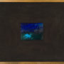 Ricardo Mojardín. Nocturno I. 1996. Mixta/tabla. 40x50 cm