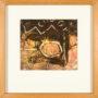 Vicente Pastor. Sin título. Mixta/papel. 17x20 cm