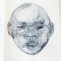 Agustín Bayón. Sin título. 2020. Tinta y acuarela sobre papel. 27,5x21cm